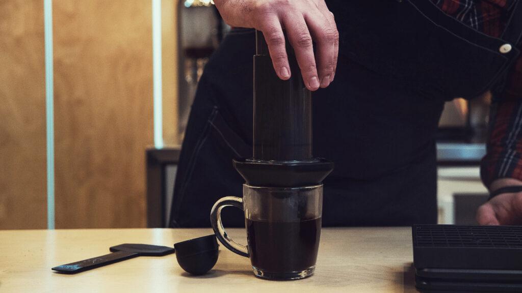 How To Make Espresso With Aeropress