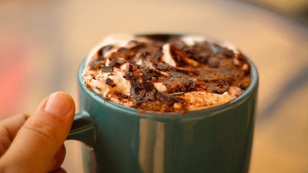 Keto Cafe Mocha Recipe